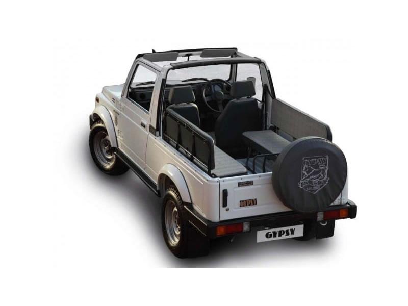 Suzuki Gypzy rear view