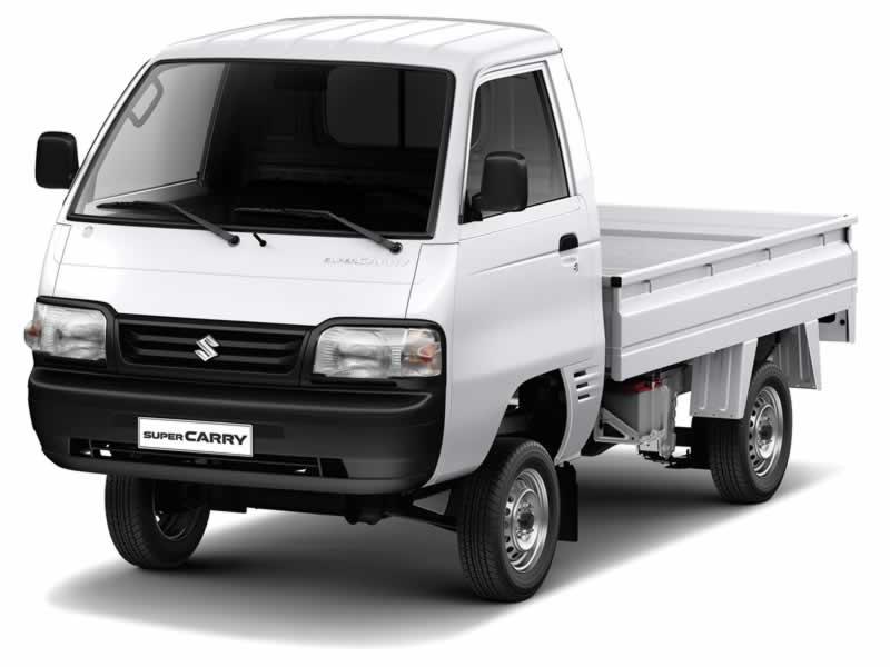 Suzuki Super Carry Matola, Mocambique