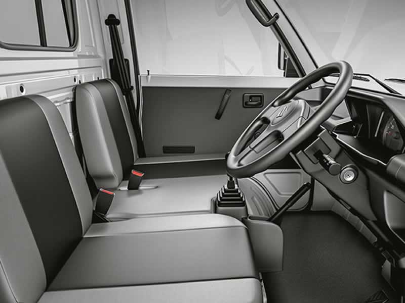 Suzuki Super Carry Interior