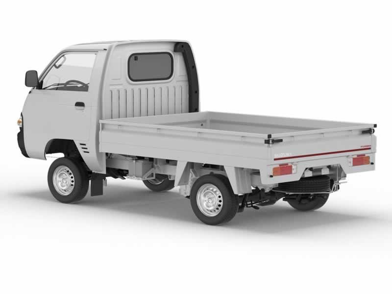 Suzuki Super Carry - Rear view